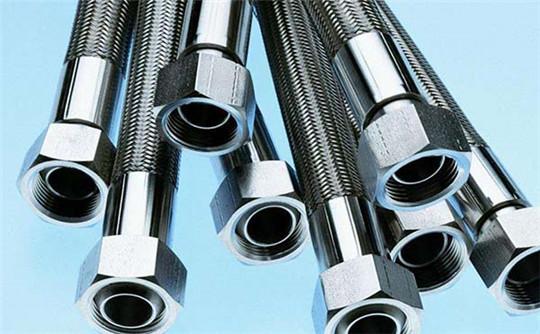 不锈钢编金属软管出厂价格