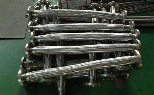 利川波纹不锈钢金属软管生产厂家
