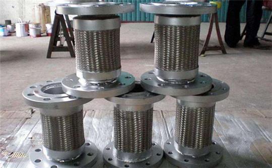钢丝缠绕式金属软管厂家
