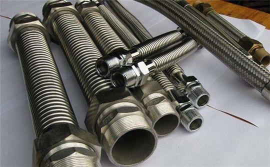 耐高压金属软管