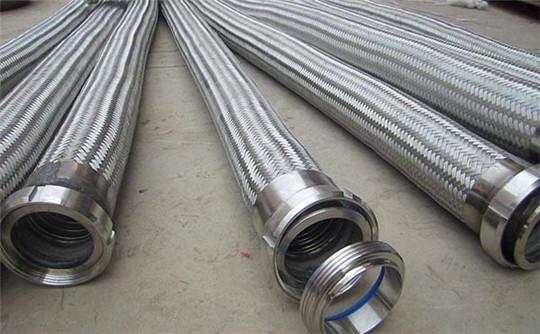 汉川不锈钢耐压金属软管厂家报价