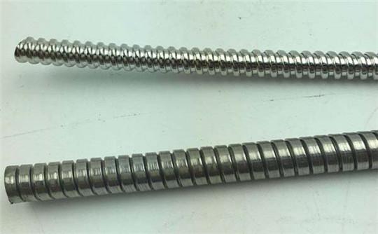 矿用金属软管型号