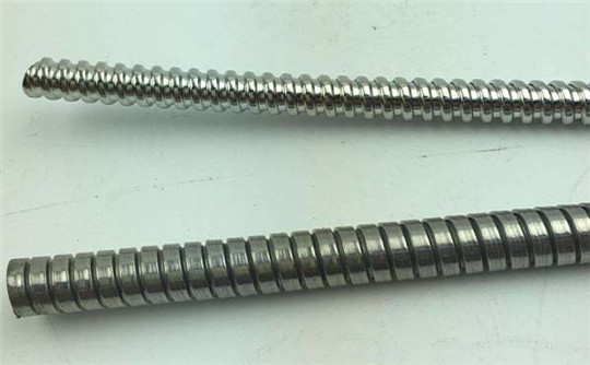 发动机金属软管