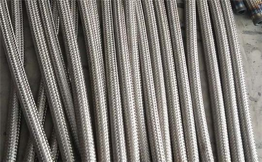 不燃铝箔金属软管
