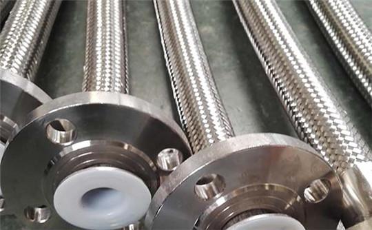 绵竹耐高温金属软管生产厂家