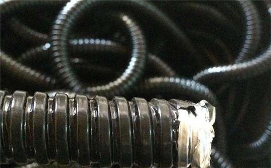 包塑金属软管厂家说明书