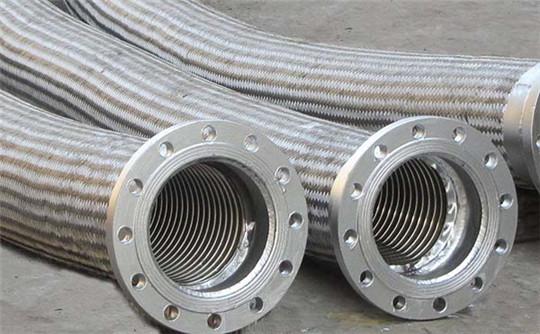 天然气金属软管型号