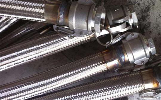 氧气专用金属软管型号
