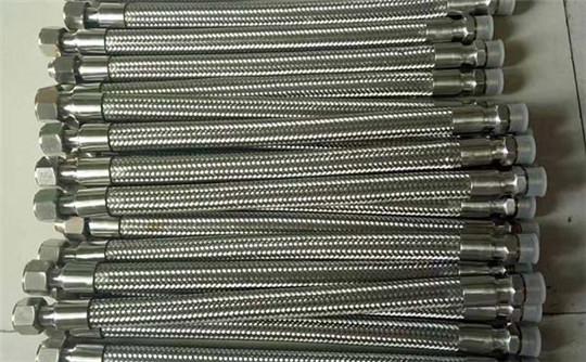 资兴法兰式金属软管厂家介绍