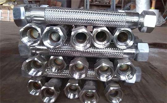 汉川不锈钢耐压金属软管生产厂家