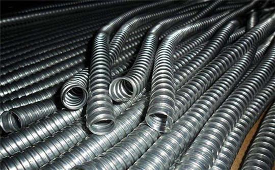 清远波纹不锈钢金属软管厂家报价
