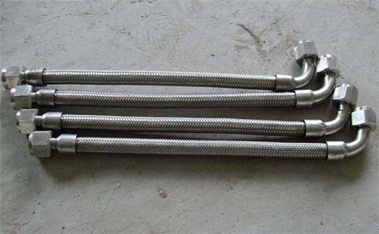 加气站金属软管