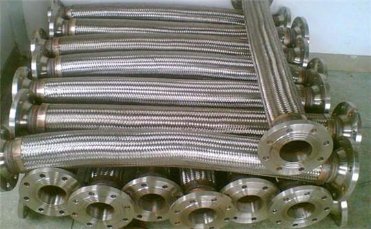 化工厂高温高压金属软管