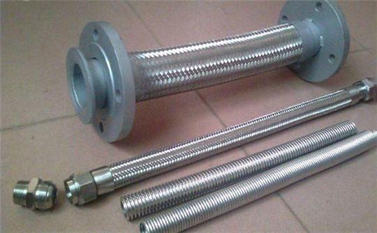 喇叭口金属软管型号
