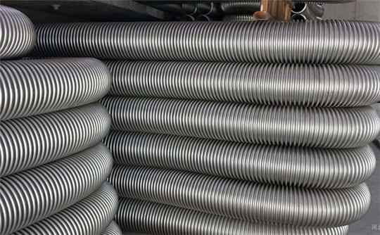 衬塑金属软管