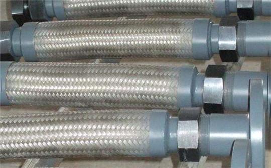 钢丝缠绕式金属软管型号
