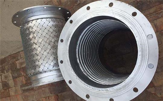 耐高温耐腐蚀金属软管