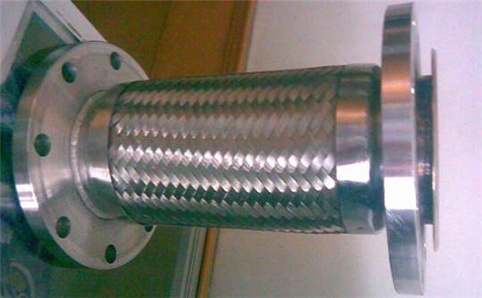 防爆三通金属软管