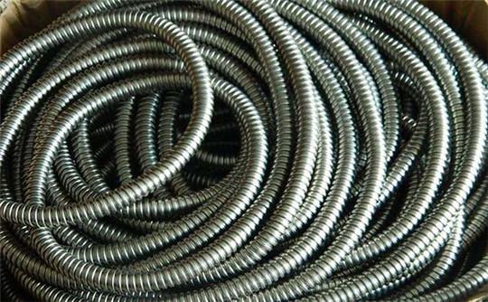 保温金属软管厂家说明书
