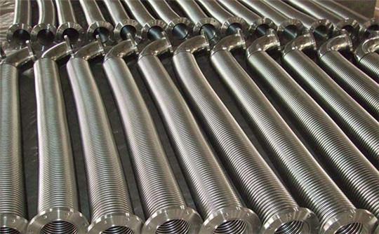 工业级金属软管型号