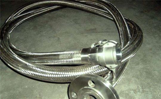 空调用金属软管厂家说明书