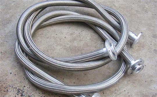 高压不锈钢金属软管