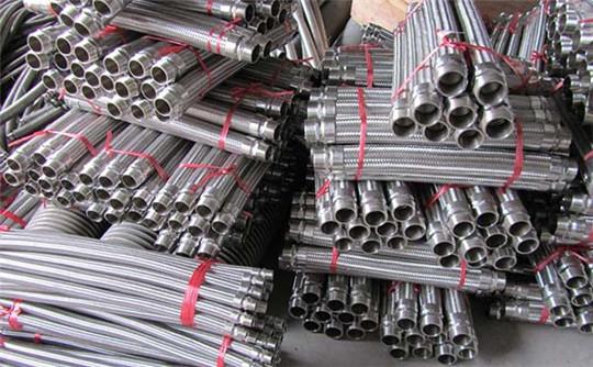 天然气金属软管厂家