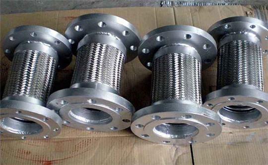 不锈钢耐压金属软管厂家说明书