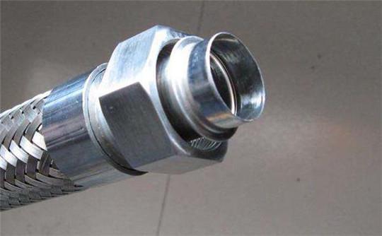 四氟304金属软管